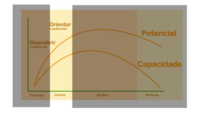 Porquê orientar o potencial?