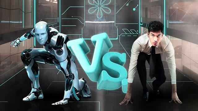 O futuro é dos robôs?