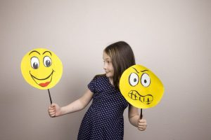 Num coração pequenino, cabem muitas emoções!