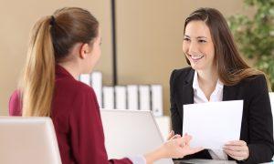 A Sara estava incerta se conseguiria lidar com a transição para o mercado de trabalho…