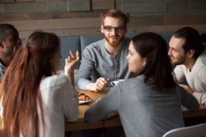 A opinião da família e amigos é importante na escolha da minha profissão?