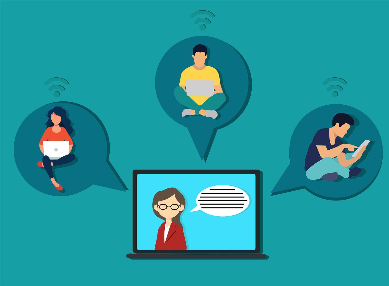 Voluntariado Online: ajuda, conhecimento e experiência à distância de um clique